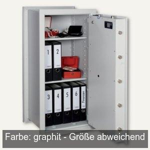 FORMAT Wandtresor Wega 600 - 1.800x700x501 mm, 216 kg, graphit, 001656-60000