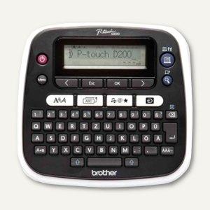 Artikelbild: Tisch-Beschriftungsgerät P-touch D200BW