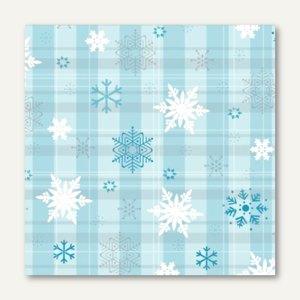 Servietten Winterly