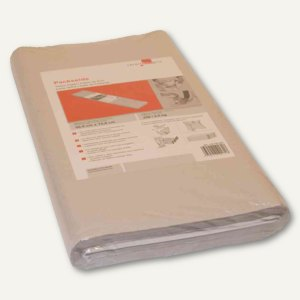 Packseide auf Bögen - (B)600 x (T)800 mm, grau, ca. 2.200 Bögen, 253160120