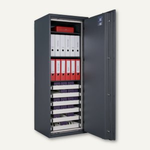 Brandschutzschrank OfficeDataStar 365, 1.750x630x648 mm, Elektronikschloss, 0246