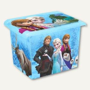 Aufbewahrungsbox Fashion-Box Frozen - 20.5 Liter