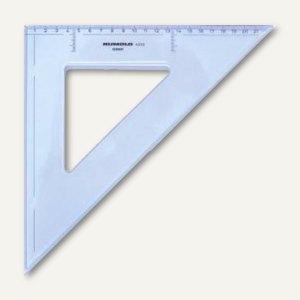 Zeichendreieck - Rechtwinkel / 45°