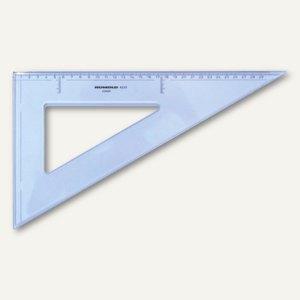 Rumold Zeichendreieck - Spitzwinkel / 60°, (L)32 cm, Kunststoff, 6232