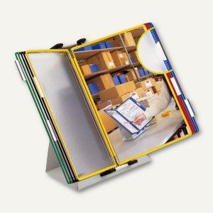 Artikelbild: Tischsichttafelsysteme aus Metall