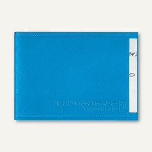 """Schutzhülle Kreditkarte """"Document Safe®1"""" - für 1 Karte, 90 x 63 mm, blau, 6 St."""