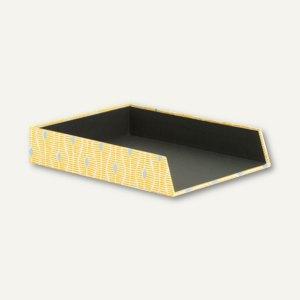 Rössler SUN VALLEY Ablagekorb für DIN A4, Karton, 3er Pack, 13351196000