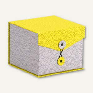 Artikelbild: PEGGY Box mit Klappdeckel