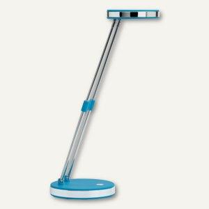 MAUL LED-Tischleuchte MAULpuck, (H)18.5-33 cm, 5 Watt, blau, 8201237