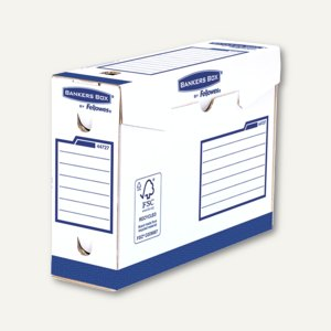 Bankers Box Basic Archiv-Schachtel Heavy Duty
