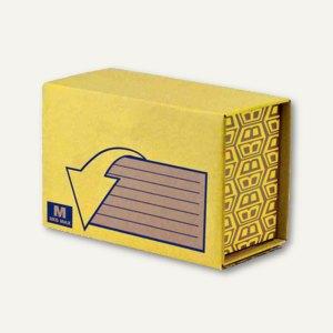 Bankers Box Paket-Versandkarton Missive Heavy Duty M