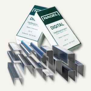 Nagel Heftklammern für Nagel Maschinen, Typ 26/8S, 25.000 Stück, 6272081