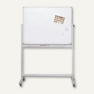 Holtz Weißwandtafel SP mobil - 1.500 x 1.000 mm, magnethaftend, lackiert,1240889