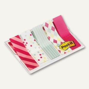 Haftmarker Index Mini / Candy - 11.9 x 43.2 mm, sortiert 5x 20 Blatt, 684-CAN5