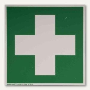 Hinweisetikettfolie - Erste Hilfe