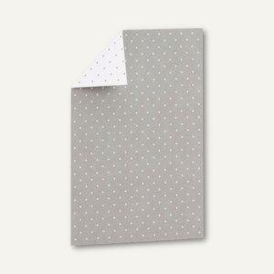 CANDY BAR Einzel-Karte, 108x158mm, 250 g/m², taupe / weiß, 25 St., 16441021229