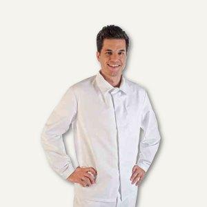 HACCP-Jacke HYGOSTAR - Größe: M, Baumwollgemisch, DIN 10524, weiß, 84550