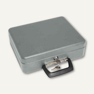 Wedo Geldzählkassette STANDARD, 7 Münzreihen EURO, grau, 149658012