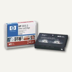 HP Datacartridge DDS-3, 12.0/24.0 GB, 125 m, C5708A