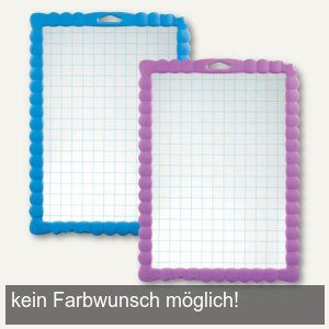 Maped Schreiblerntafel Kidy'Board - (B)240 x (H)375 mm, farbig sortiert, 583711