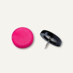 Laurel Superreißnagel, Ø 40 mm, Stifthöhe 5.5 mm, pink, 100 Stück, 2740-40