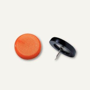 Laurel Superreißnagel, Ø 40 mm, Stifthöhe 5.5 mm, orange, 100 Stück, 2740-50