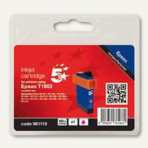 Tintenpatrone kompatibel zu Epson T18314010