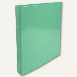Ringbuch Iderama A4, Rückenbreite: 4 cm, Premium-Karton, dunkelgrün, 549293E