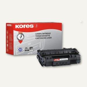 KORES Toner für hp LaserJet P2030/P2035, ca. 2.300 Seiten, schwarz, G1217RB