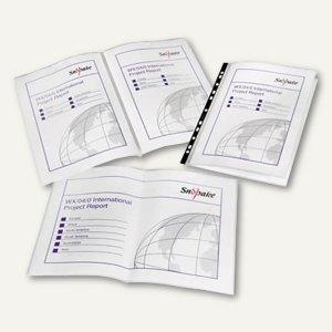Prospekthüllen flexibel - DIN A4 bis A3