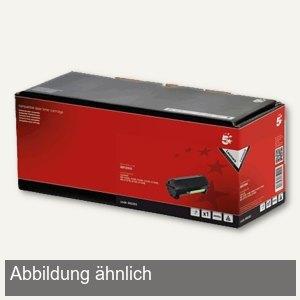 Toner kompatibel zu Lexmark C780H1KG, ca. 10.000 Seiten, schwarz, C780H1KG