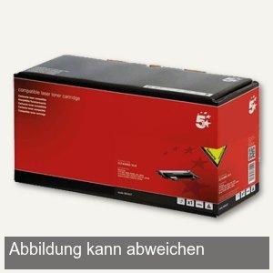 Toner kompatibel zu Samsung CLTK4072S/ELS, ca. 1.500 Seiten, schwarz, CLTK4072S/