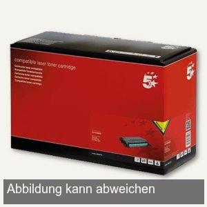 Toner kompatibel zu Samsung CLTK5082L/ELS, ca. 5.000 Seiten, schwarz, CLTK5082L/