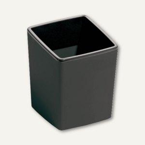 VARICOLOR SMART OFFICE Stifteköcher PEN CUP, 79 x 100 x 79 mm, anthrazit, 7614-5