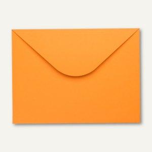Buntbox Buntkartonumschlag DIN C4+, 32.5 x 24 cm, 350 g/m², orange, 12 Stück