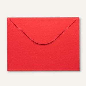 Buntbox Buntkartonumschlag DIN C4+, 32.5 x 24 cm, 350 g/m², rot, 12 Stück