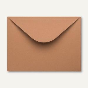 Buntbox Buntkartonumschlag DIN C4+, 32.5 x 24 cm, 350 g/m², braun, 12 Stück