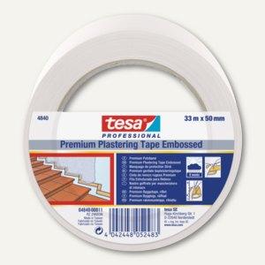 Maurer Putzband 4840 Premium, Soft-PVC, 50 mm x 33 m, weiß, 5 Rollen