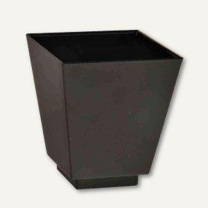 Papstar Fingerfood-Schalen eckig, 5 x 4.5 x 4.5 cm, schwarz, 50 St., 85666