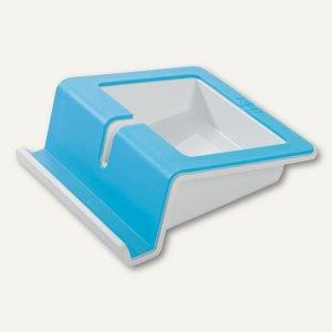 """HAN Tablet-Ständer """"Stand UP"""", Kunststoff, 100 x 114 x 40 mm, blau, 92100-44"""