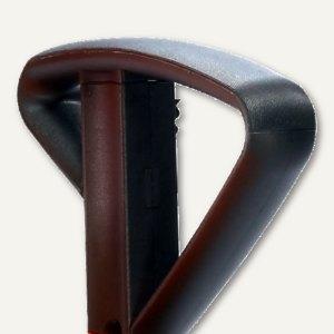 Armlehnen für Drehstuhl Sitwell ULTRA, schwarz, 2 Stück, 400000222