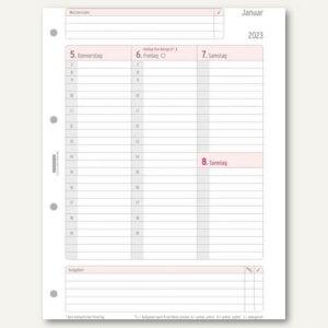 Artikelbild: Zeitplaner Wochenplan