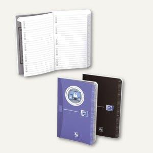 Passwort-Manager, Notizbuch mit Sonderlineatur, 9 x 14 cm, 48 Blatt, 400055724