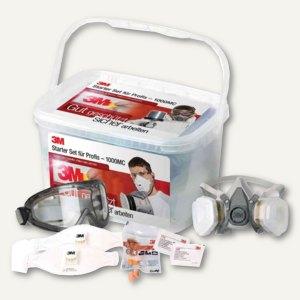 3M Safety Box / Arbeitsschutzprodukte-Set, 17-teilig, 1000MC