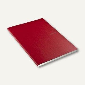 FABRIANO Notizbuch EcoQua, DIN A5, punktiert, kratzfest, 90 Blatt, rot, 14821851