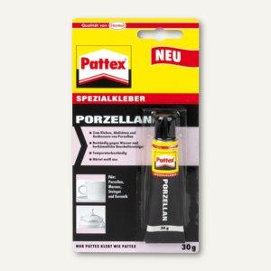 Pattex Spezialkleber PORZELLAN, spülbeständig, 30 g, 9H PXSP1