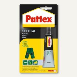 Pattex Spezialkleber TEXTIL, zum Säumen, 20 g, 9H PXST1