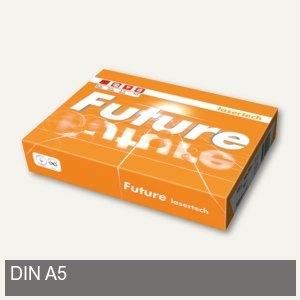 Kopierpapier Future Lasertech DIN A5 weiß