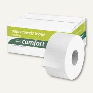 Handtuchrolle Comfort, 2-lagig, Innendurchmesser: 43 mm, hochweiß, 130 Meter, 31