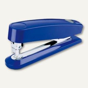 Novus Heftgerät B7 Automatic, bis 30 Blatt, Einlegetiefe 105 mm, blau, 020-1656